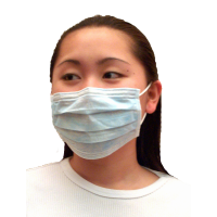 Ear-Loop Face  Mask 3-PLY (box of 50)